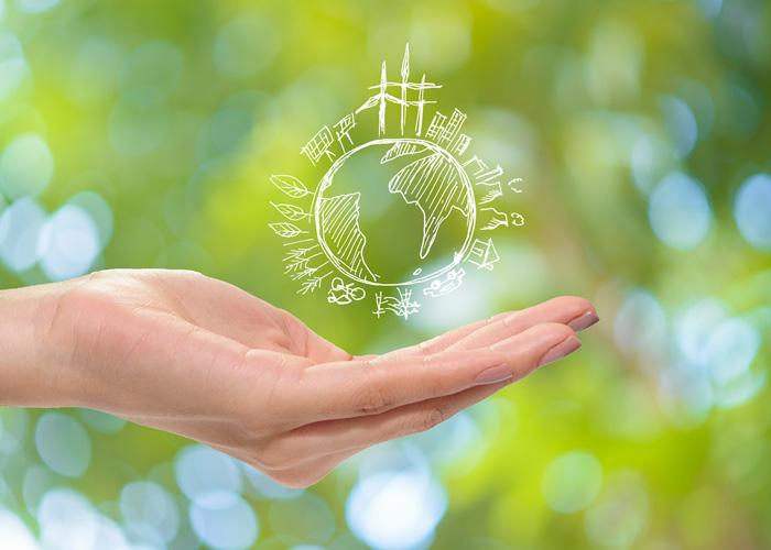 亞源集團推廣綠色理念,逐步落實節能減碳目標。