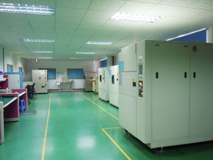 可靠度驗證實驗室