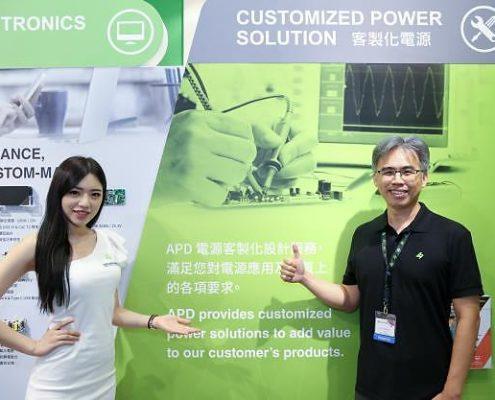 亞源集團參與COMPUTEX TAIPEI 2018 多元化電源產品廣獲好評