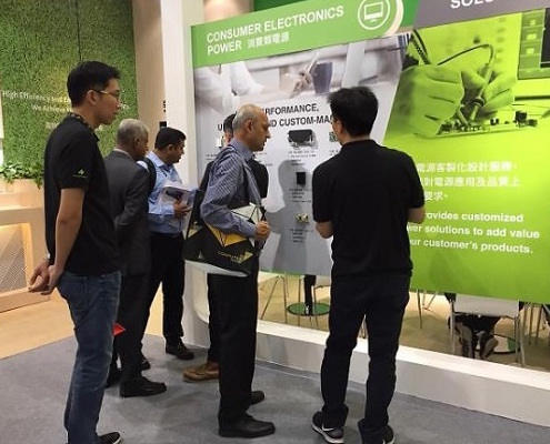 APD Group at COMPUTEX TAIPAI 2018 Diverse Power Products Won Rave Reviews